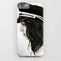 iPhone & iPod Case featuring Sailor Down by Violet Tobacco
