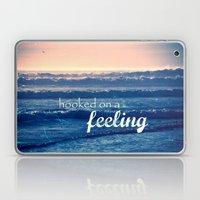 hooked on a feeling Laptop & iPad Skin