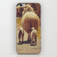 Love Mama. iPhone & iPod Skin