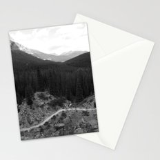 Lets Get Lost, The Valley of Ten Peaks Stationery Cards