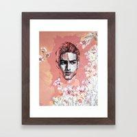 Jon Kortajarena Framed Art Print