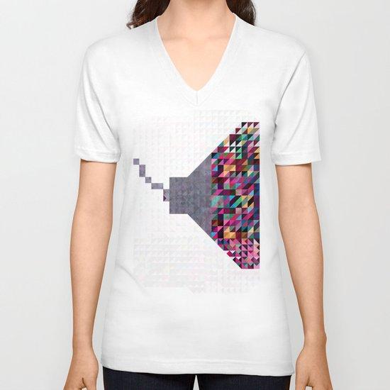 wyll of syynd V-neck T-shirt