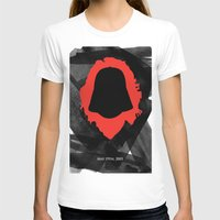 Revenge of the Sith Womens Fitted Tee White SMALL