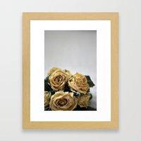 Vere Framed Art Print
