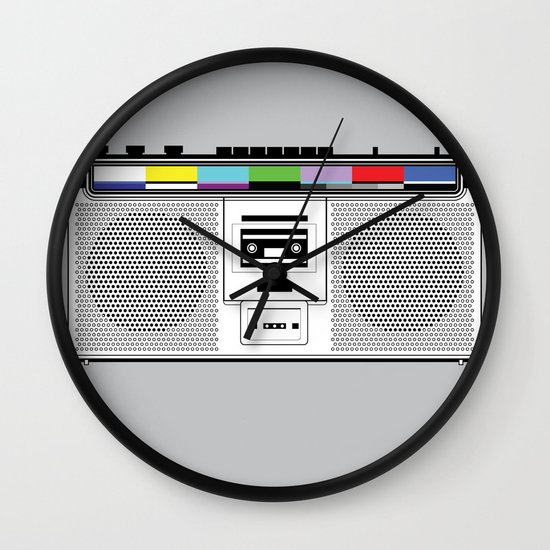1 kHz #9 Wall Clock