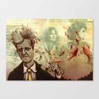 Lynch Canvas Print