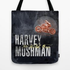HARVEY MUSHMAN Tote Bag