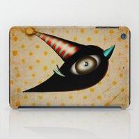 Lighting Birds Whimsical Art iPad Case