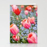 Keukenhof Tulips - Amsterdam Stationery Cards
