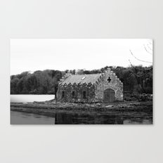 An old Irish Church Canvas Print
