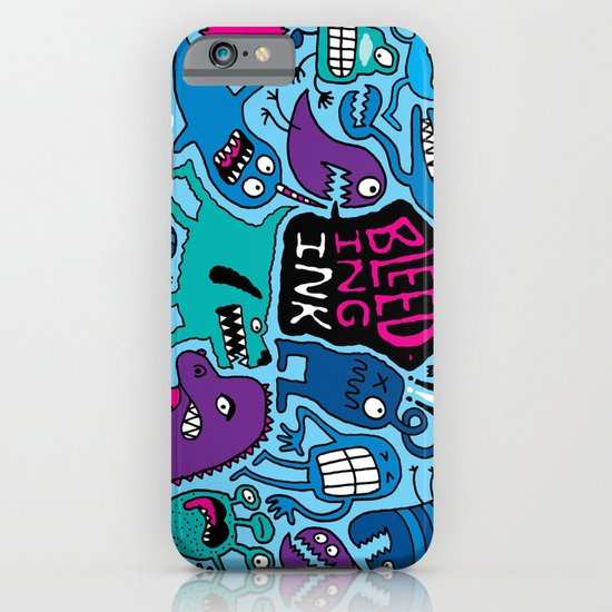 More Monsters iPhone & iPod Case