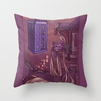 You Comin' Blondie?  Throw Pillow