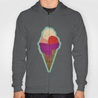 Ice Cream Is Cold! Hoody