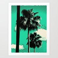 SummerTime 2 Art Print