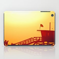 Shadows in the Sunset iPad Case