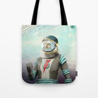 Stardust To Stardust Tote Bag