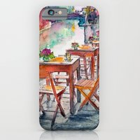 iPhone & iPod Case featuring Street by Anastasia Tayurskaya