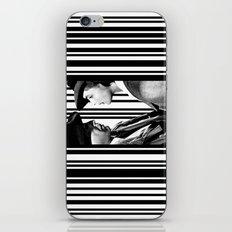 Inside a Barcode. iPhone & iPod Skin