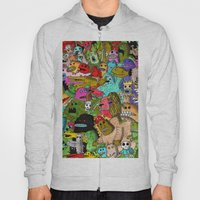 Monster Party Hoody