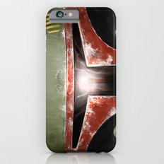 Boba Fett. Close up. Slim Case iPhone 6s