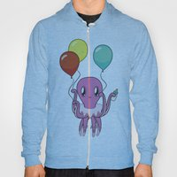 Octopus With Tutu Hoody