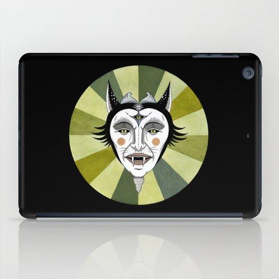 Cat Color Wheel No. 2 iPad Case