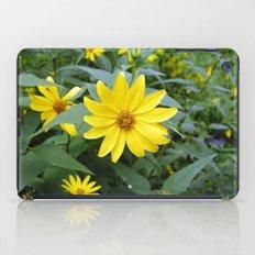 Woodland Sunflowers iPad Case