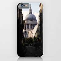 iPhone & iPod Case featuring St. Paul's by goguen
