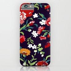 VAMPIRE WEEKEND FLORAL VECTOR Slim Case iPhone 6s