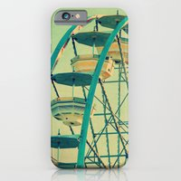 iPhone & iPod Case featuring Ferris Wheel  by RDelean