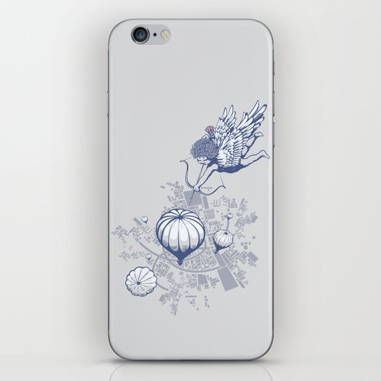 cupid iPhone & iPod Skin