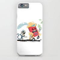 iPhone & iPod Case featuring Step Aside, Haters! by David Finley