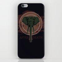 The Elephant iPhone & iPod Skin