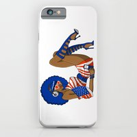 iPhone & iPod Case featuring Funky 4th by AnishaCreations