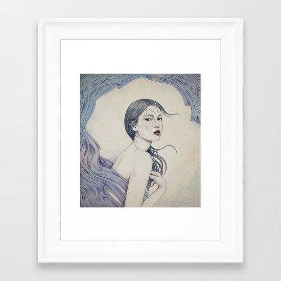 209 Framed Art Print