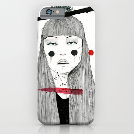 Lover in Me iPhone & iPod Case