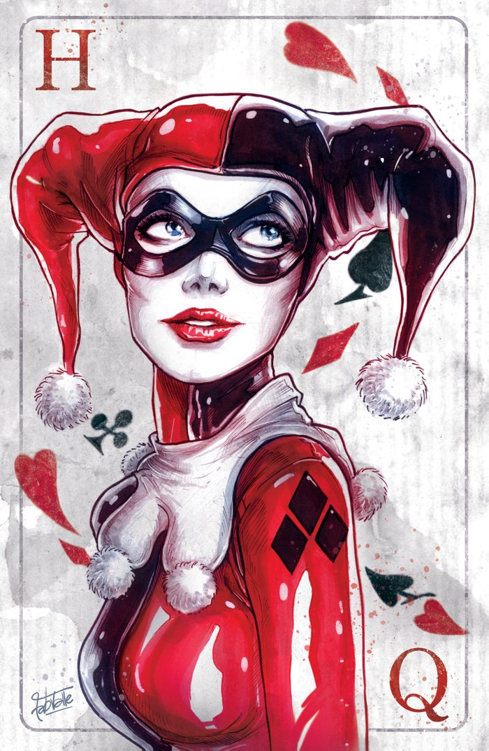harley quinn is the - photo #35