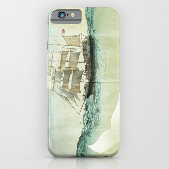 white tail iPhone & iPod Case