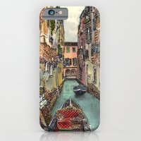 iPhone & iPod Case featuring Autumn in Venice by RiversAreDeep