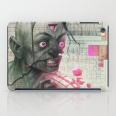 Self Analysis Defrag iPad Case
