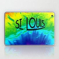 St. Louis Colors Laptop & iPad Skin