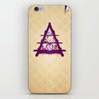 Ama'r Hylde iPhone & iPod Skin