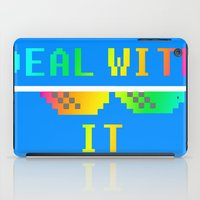 Deal With It iPad Case