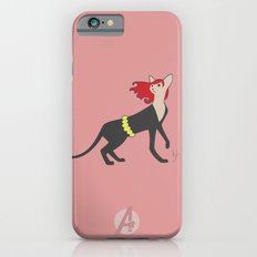 BlackCat Widow iPhone 6 Slim Case