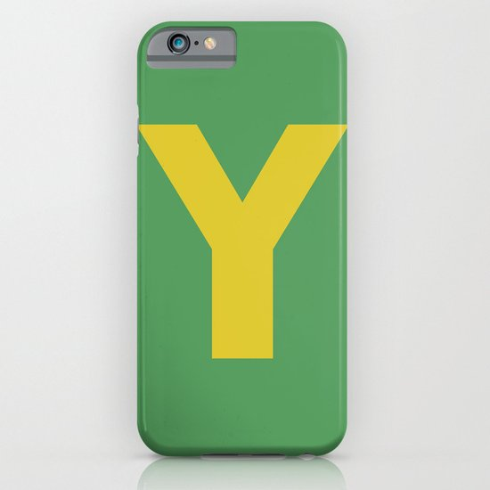 Y is for... iPhone & iPod Case