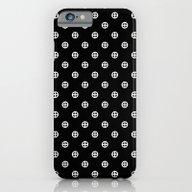 Earth Noir Pattern iPhone 6 Slim Case