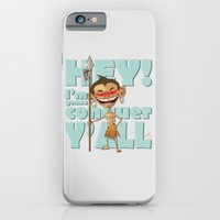 iPhone & iPod Case featuring Little Conqueror by niko_O