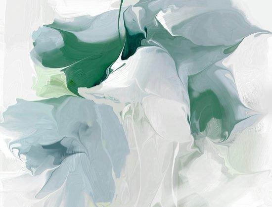 Greenpeace Lily Art Print