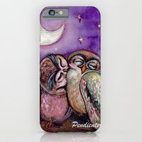 Owls In Love iPhone 6 Slim Case