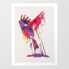 The Great Emerge Art Print